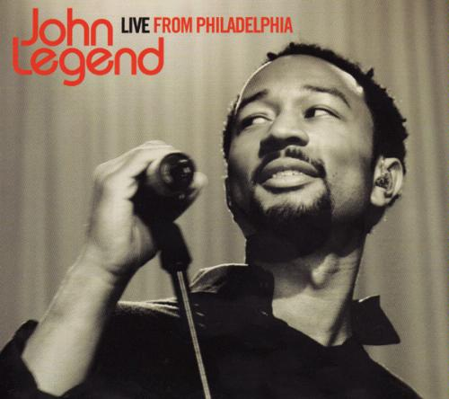 John Legend albums [Music World]