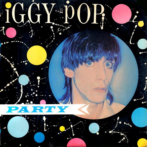Исполнитель Iggy Pop Альбом Party Жанр Punk, Rock Год выпуска диска